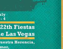 Las Vegas Fiesta Poster