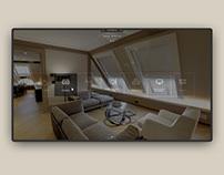 UI/UX – Park Hyatt - Navigation Concept Google 360°Tour