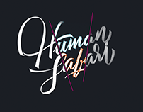 Logotype - Human Safari