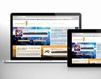 Limsomnium Music - Webdesign