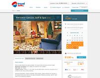 Travel Zone - Globalizadores - Website