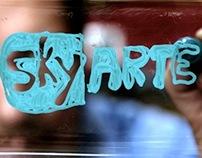 Cantiere Sky Arte