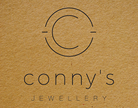 "degree thesis for jewellery design brand ""conny's"""