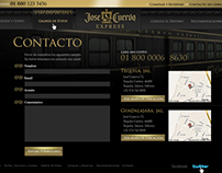 Jose Cuervo Express - Website - XPC.MX