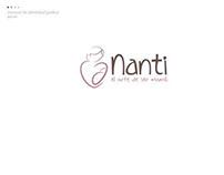 Nanti - Diseño de Identidad - XPC.MX