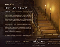 Villa Ganz  - Website