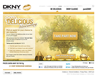 DKNY Golden Delicious Game