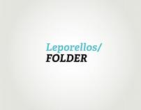 Leporellos/Folder