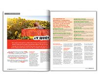 Diseño Editorial / Magazine