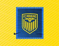 Identité Visuelle: Football Club de Mougins Côte d'Azur