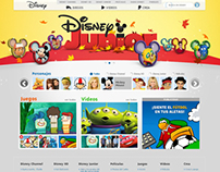 Disneylatino/br - Home Highlights