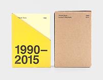 Visual Diary 1990–2015
