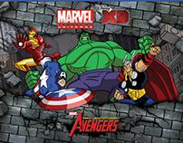 Marvel Universe - Avengers - Facebook App