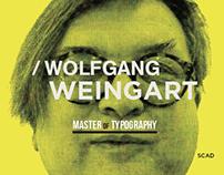 Wolfgang Weingart - Master of Typography