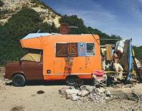 Hippie Caravans