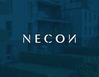 NECON // branding