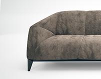 // Lotus sofa