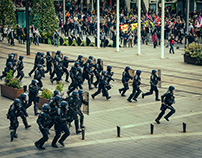Demonstrations - El Khomri's Law