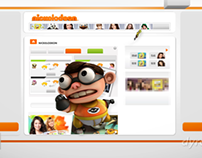 Nickelodeon Trading Cards Spot