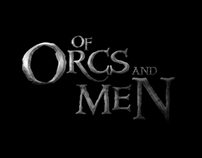 OF ORCS AND MEN - Character Design
