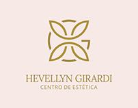 Identidade Visual | Hevellyn Girardi | Dourados MS