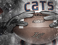 2011 Louisiana College Football Promo
