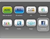 App GUI Design