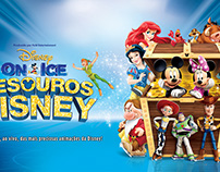 Disney on Ice - Brasilprev