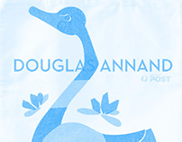 Douglas Annand Stamp Set
