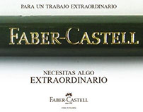 Anuncios Faber Castell