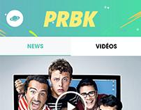 PureBreak 2016 Redesign