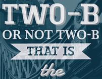 2B Slab Typeface