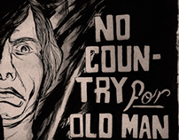 No Country for Old Man Poster