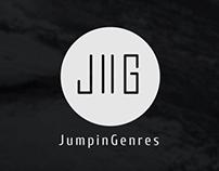 JumpinGenres - Branding