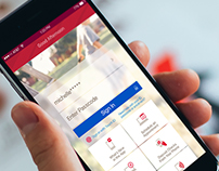 Mobile App Redesign: Bank of America Consumer