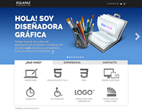 Mi página personal: eglapaz.com
