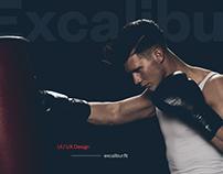 Excalibur | UI/UX Design