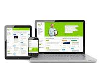 Website redesign for BCIC