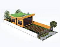3D Concept for E.M. Project - Curitiba - PR