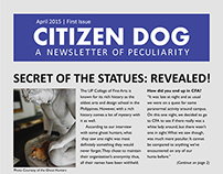 Citizen Dog Newsletter