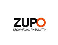 ZUPO logo animation
