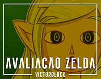 Vídeo - Avaliação do Personagem: Zelda