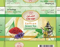 Green Tea Package