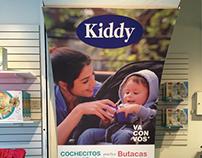 Punto de venta Kiddy Argentina