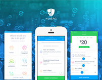 MyHERO App UX/UI