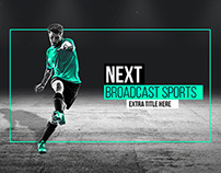 Broadcast Sports Pack 4K