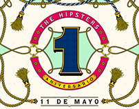 The Hipsters Aniversario