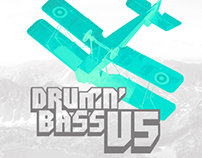 Drum 'n' Bass Itunes covers