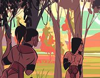 Ascensión | Animation
