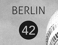 Berlin 42 Website